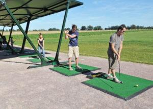 Gîte-golf
