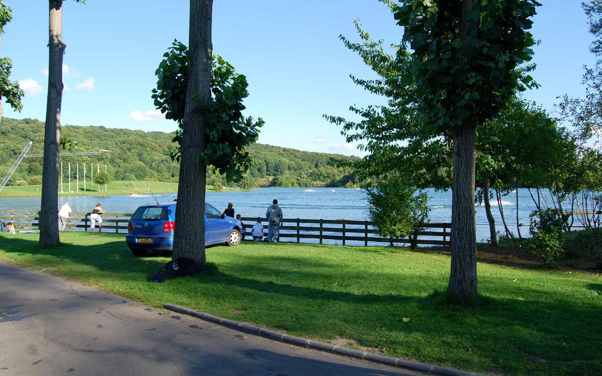 Gîte-Base de loisirs - Lac de Caniel