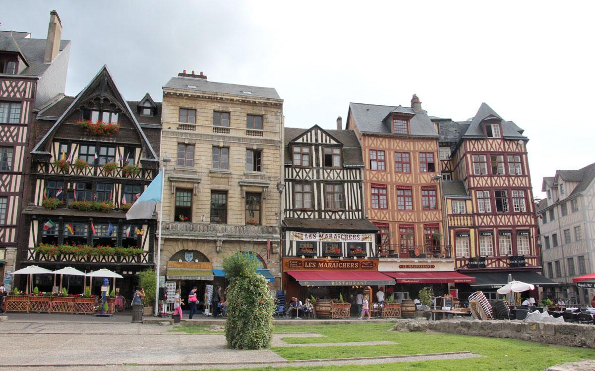 Gîte - Rouen en Normandie